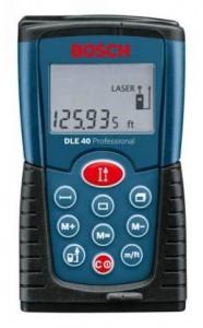 Bosch DLE 40 Laserentfernungsmesser