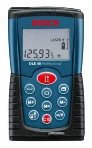 Bosch DLE 40 Laser Entfernungsmesser
