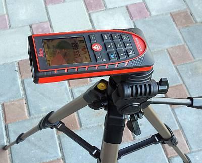 Leica disto d510 laserentfernungsmesser test
