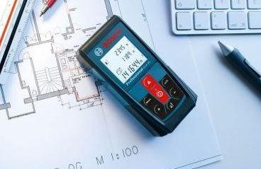 Bosch Laser Entfernungsmesser : Bosch glm professional blau im test