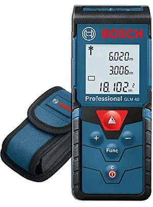 Bosch GLM 40 mit Tasche