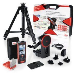 Inhalt des Leica Disto S910 Paket