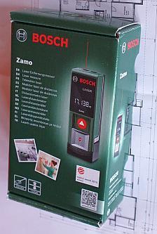 Bosch Zamo in Verpackung