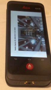 LEICA BLK3D exportiert ein PDF