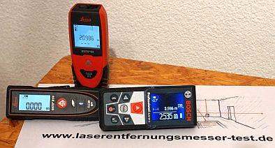 Laserentfernungsmesser test echte tests inkl modelle