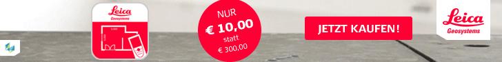 Banner von Leica für das vergünstigte Lizenzmodell